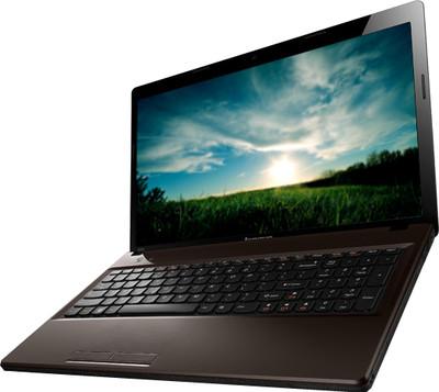Ноутбук Lenovo IdeaPad G580AH (59371642) - общий вид