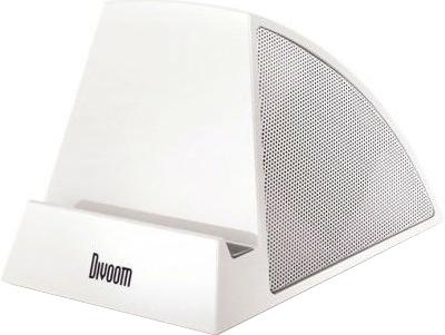 Мультимедиа акустика Divoom iFit-3 (белый) - общий вид