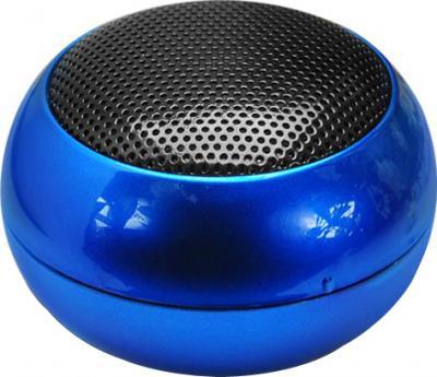 Мультимедиа акустика Divoom iTour-20 (Blue) - общий вид
