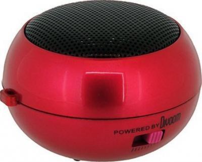 Мультимедиа акустика Divoom iTour-20 (Red) - общий вид