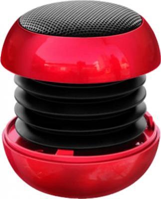 Мультимедиа акустика Divoom iTour-20 (Red) - общий вид (открытый)