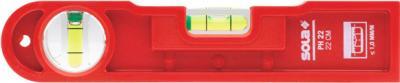 Уровень строительный Sola PH22 - общий вид