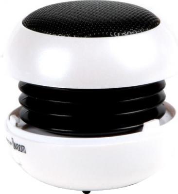 Мультимедиа акустика Divoom iTour-20 (White) - общий вид (открытый)