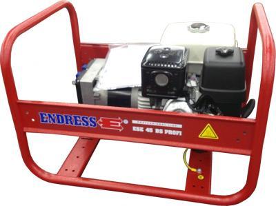 Бензиновый генератор Endress ESE 45 BS Profi - общий вид
