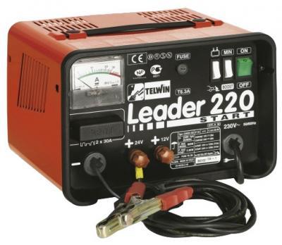 Пуско-зарядное устройство Telwin Leader 220 Start - общий вид