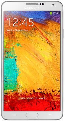 Смартфон Samsung N9000 Galaxy Note 3 (White) - общий вид