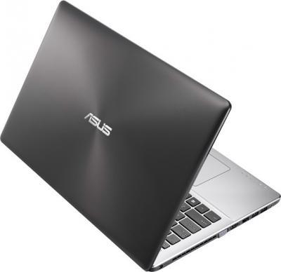 Ноутбук Asus X550VC-XO008D - вид сзади