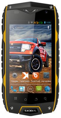 Смартфон TeXet X-driver / TM-4104R - общий вид
