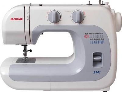 Швейная машина Janome 2141 - общий вид