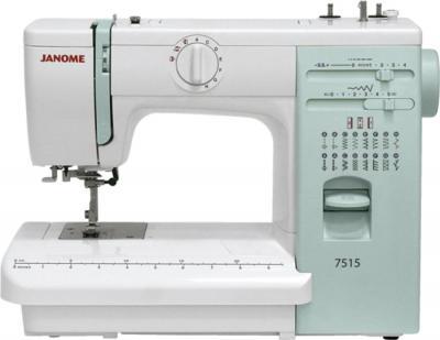 Швейная машина Janome 7515 - общий вид