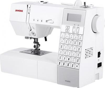 Швейная машина Janome DC 6030 - общий вид