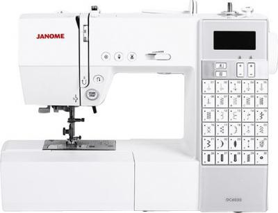 Швейная машина Janome DC 6030 - фронтальный вид