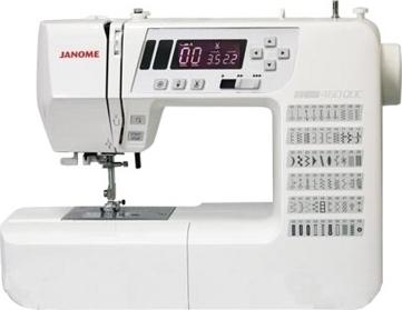 Швейная машина Janome 460QDC - общий вид