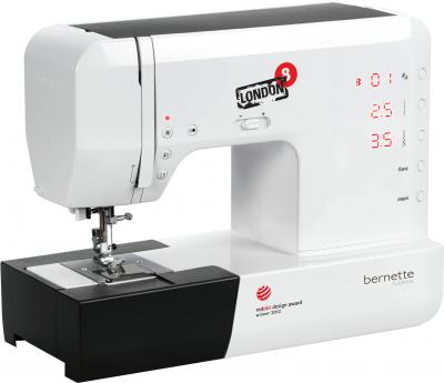Швейная машина Bernina Bernette London 8 - общий вид