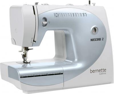 Швейная машина Bernina Bernette Moscow 2 - общий вид