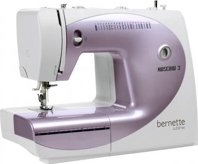 Швейная машина Bernina Bernette Moscow 3 - общий вид