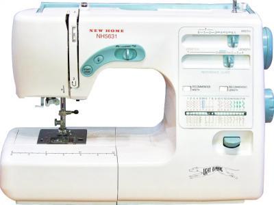 Швейная машина New Home 5631 - фронтальный вид