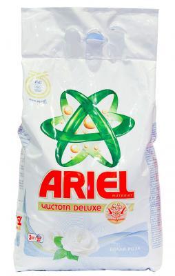 Стиральный порошок Ariel Белая Роза (Автомат, 3кг) - общий вид