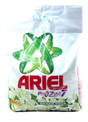 Стиральный порошок Ariel Белая Роза (Автомат, 4.5кг) - общий вид