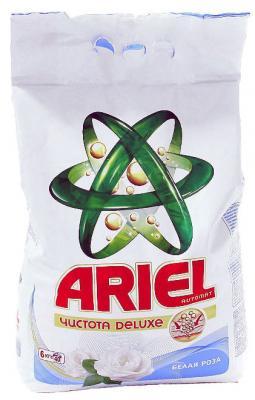 Стиральный порошок Ariel Белая Роза (Автомат, 6кг) - общий вид