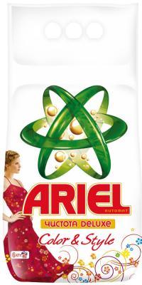 Стиральный порошок Ariel Color&Style (Автомат, 6кг) - общий вид