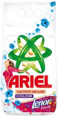 Стиральный порошок Ariel 2в1 Touch of Lenor Fresh Color (Автомат, 6кг) - общий вид