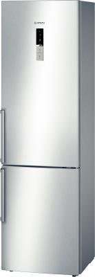 Холодильник с морозильником Bosch KGN39XI21R - общий вид