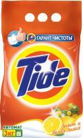 Стиральный порошок Tide Лимон и Белая Лилия (Автомат, 3кг) -