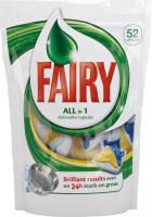 Капсулы для посудомоечных машин Fairy All-in-1 (52шт) -