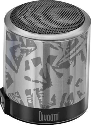 Мультимедиа акустика Divoom UPO-BUD (Silver) - общий вид