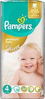 Подгузники Pampers Premium Care 4 Maxi (52шт) -