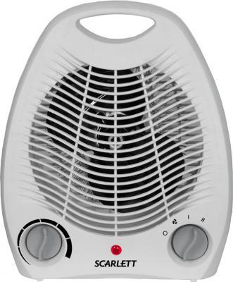 Тепловентилятор Scarlett SC-158 (Gray) - общий вид