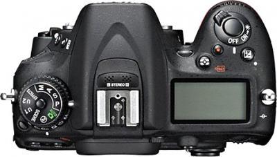 Зеркальный фотоаппарат Nikon D7100 Kit (16-85mm VR) - вид сверху