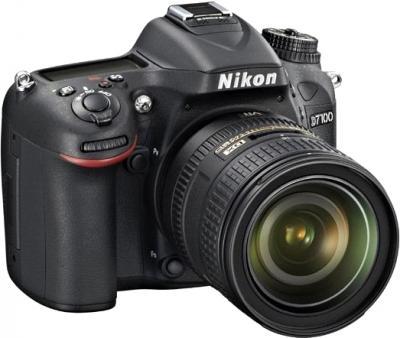Зеркальный фотоаппарат Nikon D7100 Kit (16-85mm VR) - общий вид