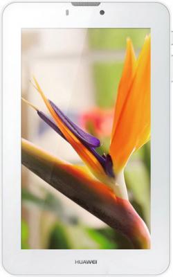 Планшет Huawei MediaPad 7 Vogue (White, S7-601u) - фронтальный вид