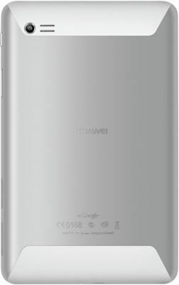 Планшет Huawei MediaPad 7 Vogue (White, S7-601u) - вид сзади