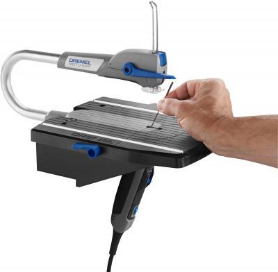 Профессиональный электролобзик Dremel Moto-Saw MS20-1/5 (F.013.MS2.0JС) - общий вид