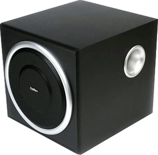 Мультимедиа акустика Edifier C2 (Black) - сабвуфер