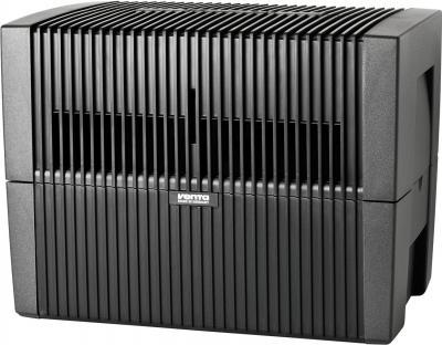Мойка воздуха Venta LW45 (черный) - общий вид