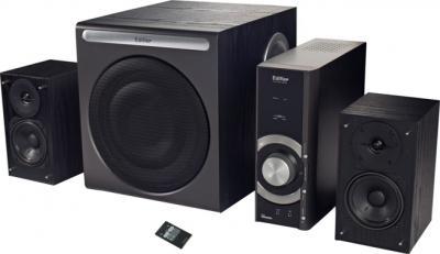 Мультимедиа акустика Edifier C3 (Black) - общий вид