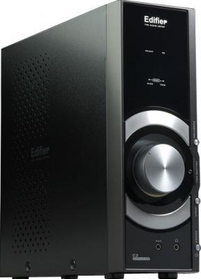 Мультимедиа акустика Edifier C3 (Black) - усилитель