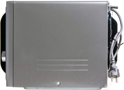 Микроволновая печь Samsung MS23F302TAS - вид сбоку 2