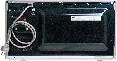 Микроволновая печь Samsung MS23F302TAS - вид сзади