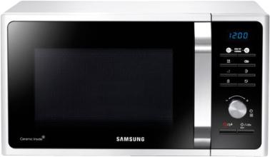 Микроволновая печь Samsung MS23F301TFW - общий вид