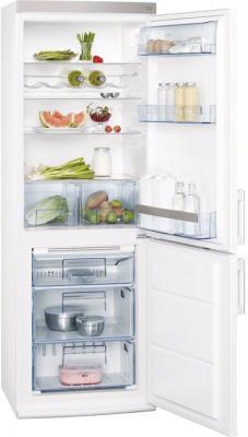 Холодильник с морозильником AEG S73200CNW1 - общий вид