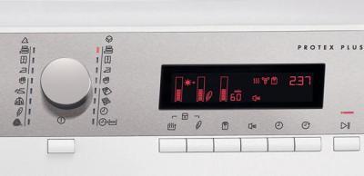 Сушильная машина AEG T86280IC - панель управления