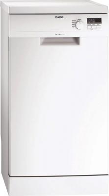 Посудомоечная машина AEG F55410W0P - общий вид