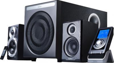 Мультимедиа акустика Edifier S530D (черный) - общий вид