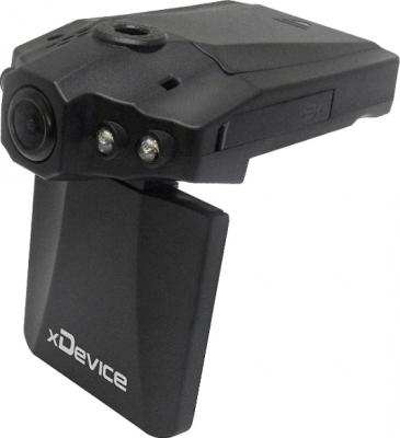 Автомобильный видеорегистратор xDevice BlackBox-10 - общий вид