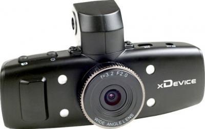 Автомобильный видеорегистратор xDevice BlackBox-22G ver. 2 - общий вид
